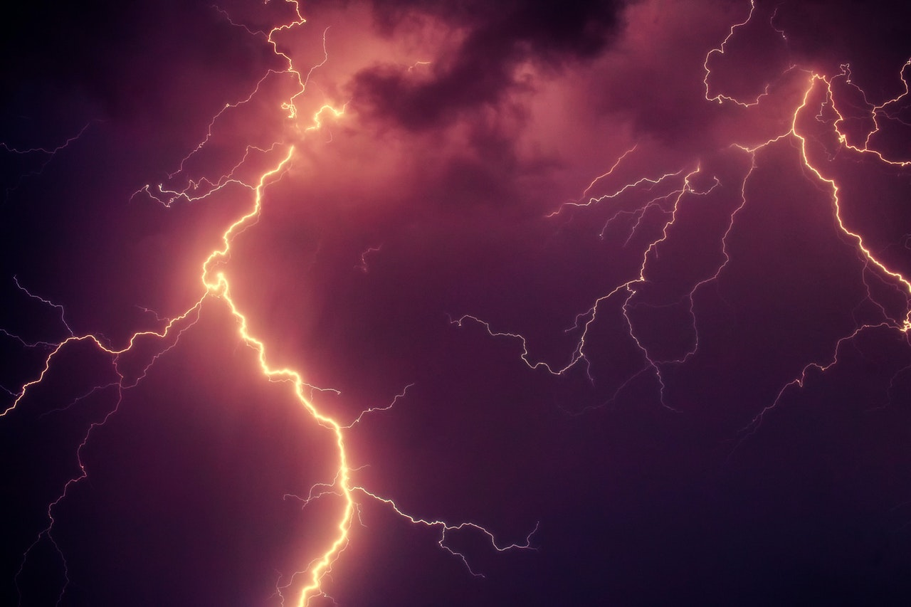 Hoe ontstaat onweer?